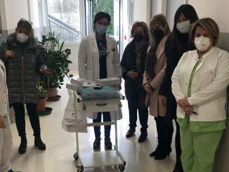 """Donati cinque saturimetri all'ospedale """"San Matteo degli Infermi"""" di Spoleto"""