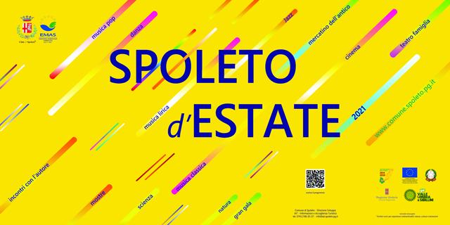 Spoleto d'Estate 2021, gli appuntamenti fino al 28 luglio