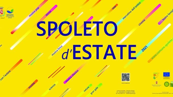 Spoleto d'Estate 2021, doppio appuntamento con il progetto Omaggio all'Umbria