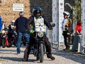 Arriva a Spoleto il Motogiro d'Italia 2021 giovedì 14