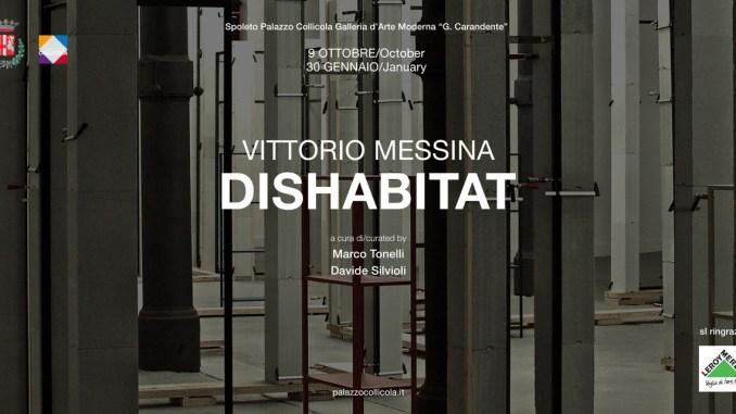 A Palazzo Collicola arriva l'artista Vittorio Messina
