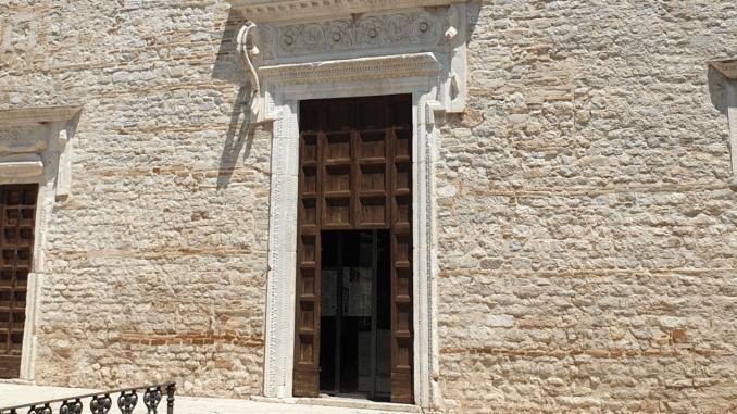 Sisma, approvato progetto Basilica di San Salvatore Spoleto