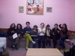 Spolin Atölyesi Aralık 2011 ekibi