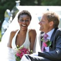 Spontane Fotografie traditionele trouwfoto