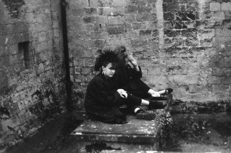 me lisa - 1983 St. John´s Graveyard