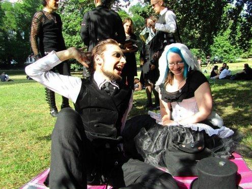 Graf und Prinzessin von Traumverliebt
