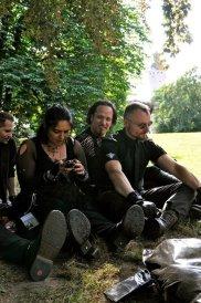Sabrina, Robert und Guldhan