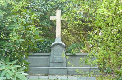 Ein weiteres Familiengrab.