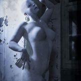 Model: Lady Magdalena, MuA: JustB Make up by Ute burkhardt | (c) Lumina Obscura
