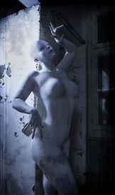 Model: Lady Magdalena, MuA: JustB Make up by Ute burkhardt   (c) Lumina Obscura