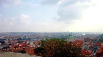 Vysehrader Friedhof Prag (1)