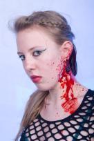 Auch von Blut und den klischeehaftesten Vampiren war ich lange beeindruckt