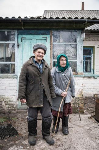 Tschernobyl 2016 - Einsiedler