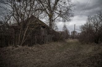 Tschernobyl 2016 - Einsiedlerdorf