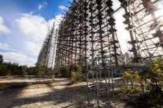 Tschernobyl 2016 - Duga3 Radarstation 3