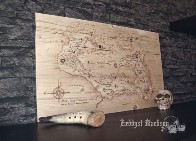 Skyrim-Karte