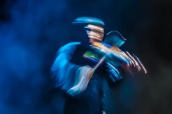 Fiddler on the Move