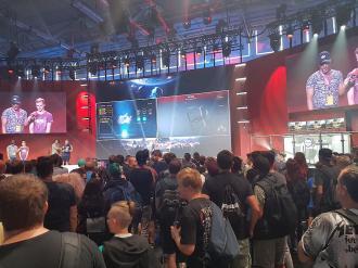 Gamescom 2017 - Battlefront II fuer Star Wars Fans