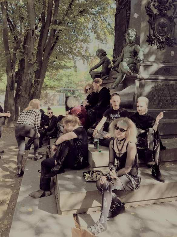 Treffen am Dom, Young&Cold 2018