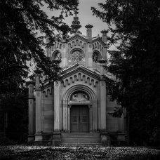 Friedhof in Frankfurt