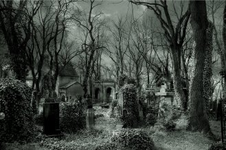 Friedhof in Prag