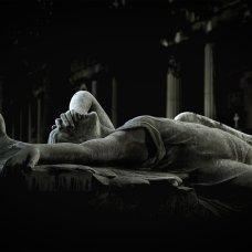 Friedhof in Staglieno
