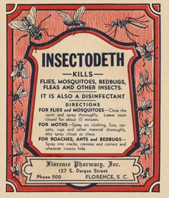Note that it can be used as a disinfectant too!