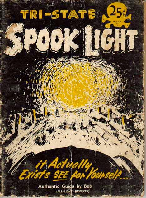 Secret Fun Blog shares their Spook Light adventure.