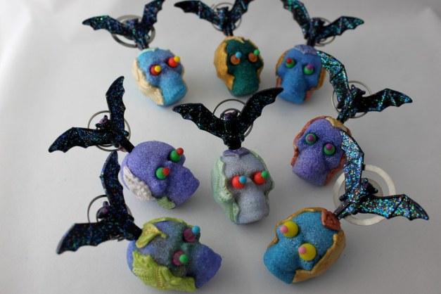Bat Memo Holders
