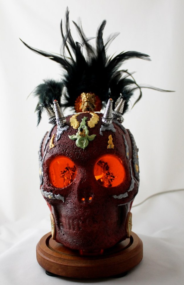Devil Skull: Archangel Fury