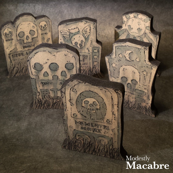 Tombstone Decorations