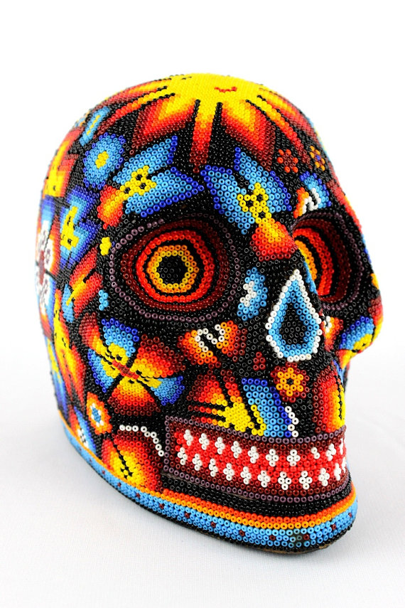 Skull from Magia Mexica
