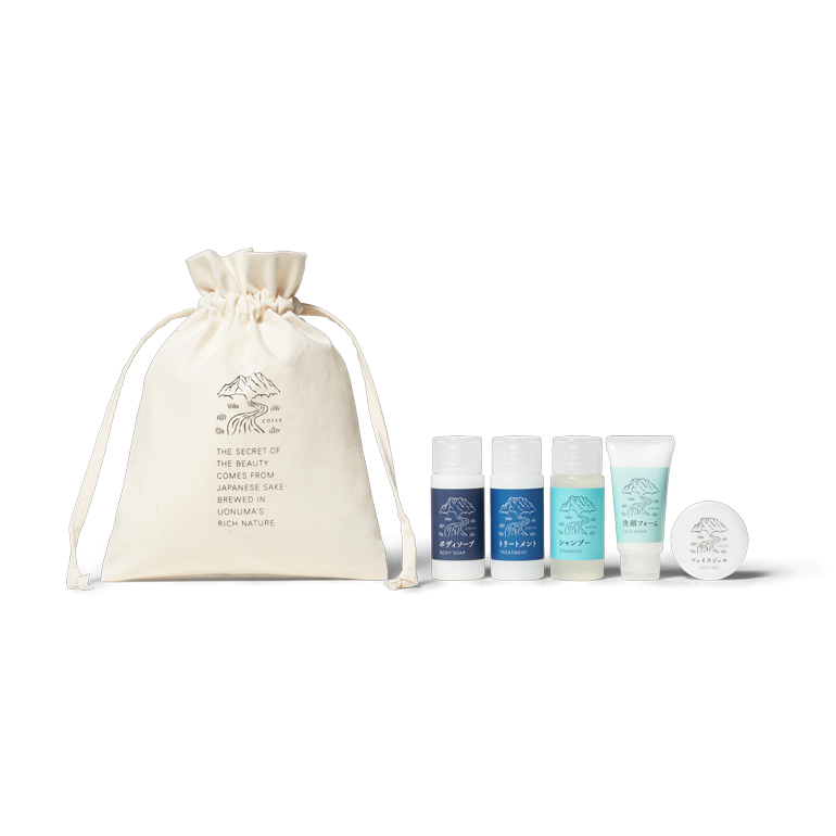 cotte sake travel set