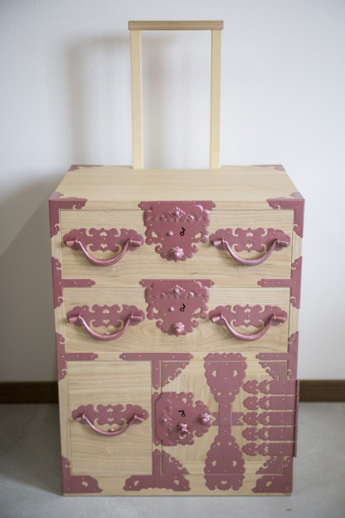 tansu luggage