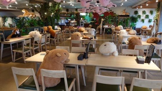 Social Distancing with Capybaras