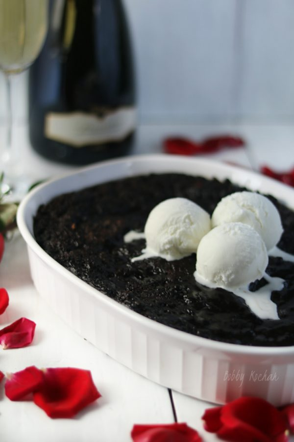 Chocolate Cobbler By Bobby Kochhar