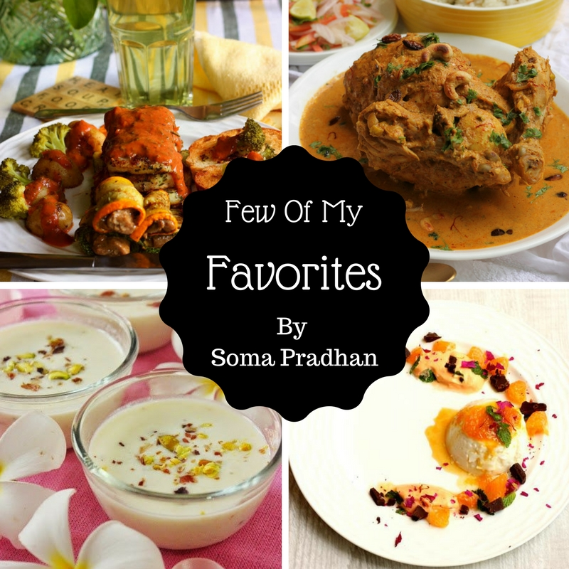 Flavours Unlimited By Soma Pradhan