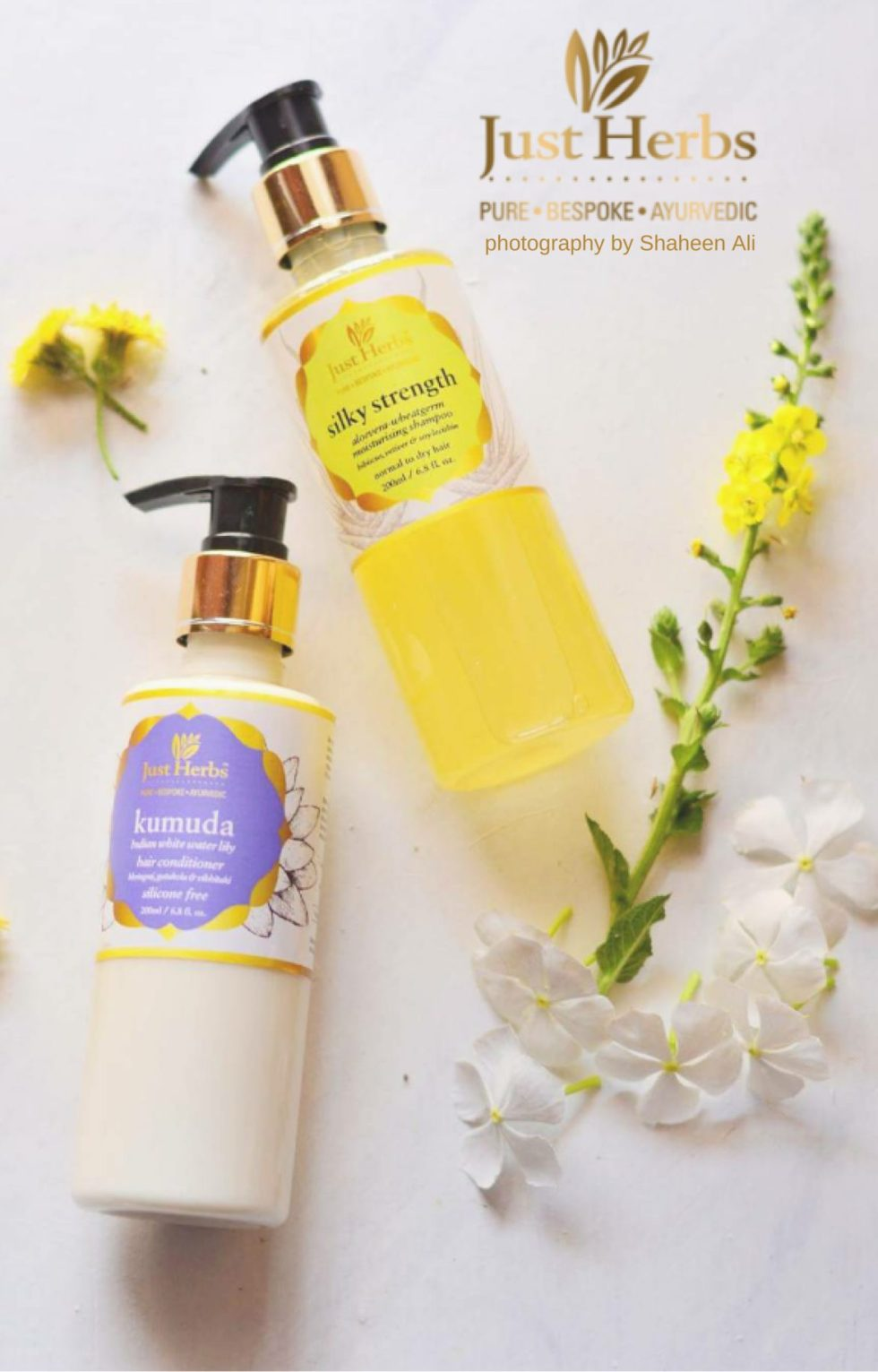 Blog Collaboration With Just Herbs : : Luxurious & safe natural-skincare that works!