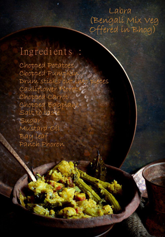 Labra - Bengali Mix Vegetable