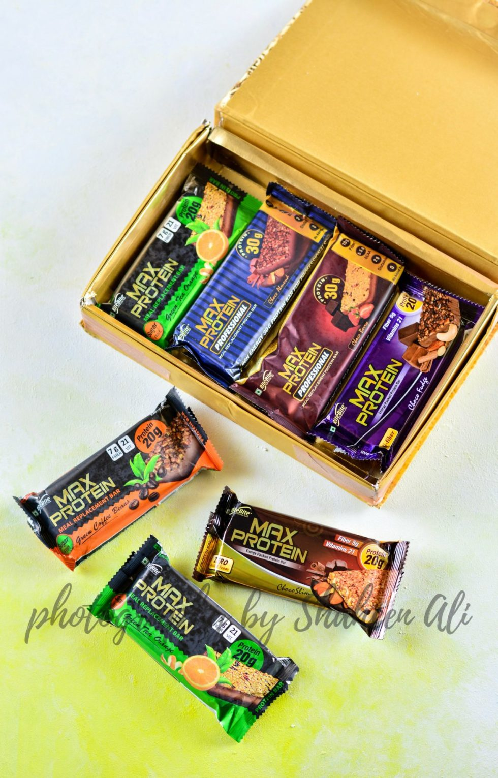 Rite Bite Nutrition Bar