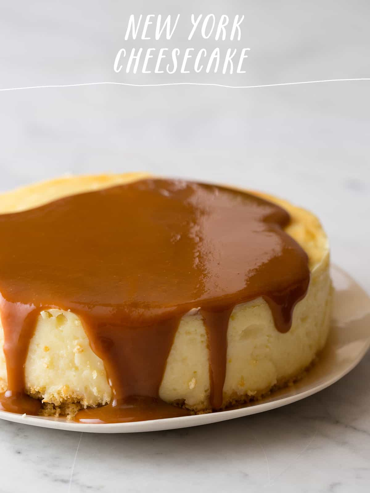 Baked Cheese Cake Recipe