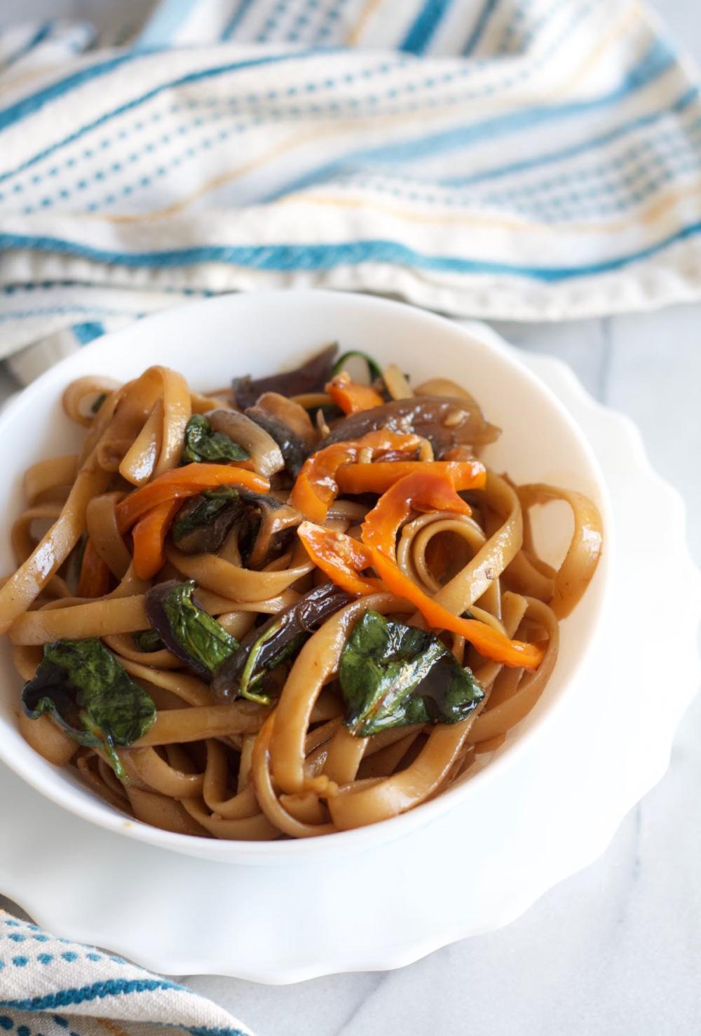30-Minute Asian Noodles