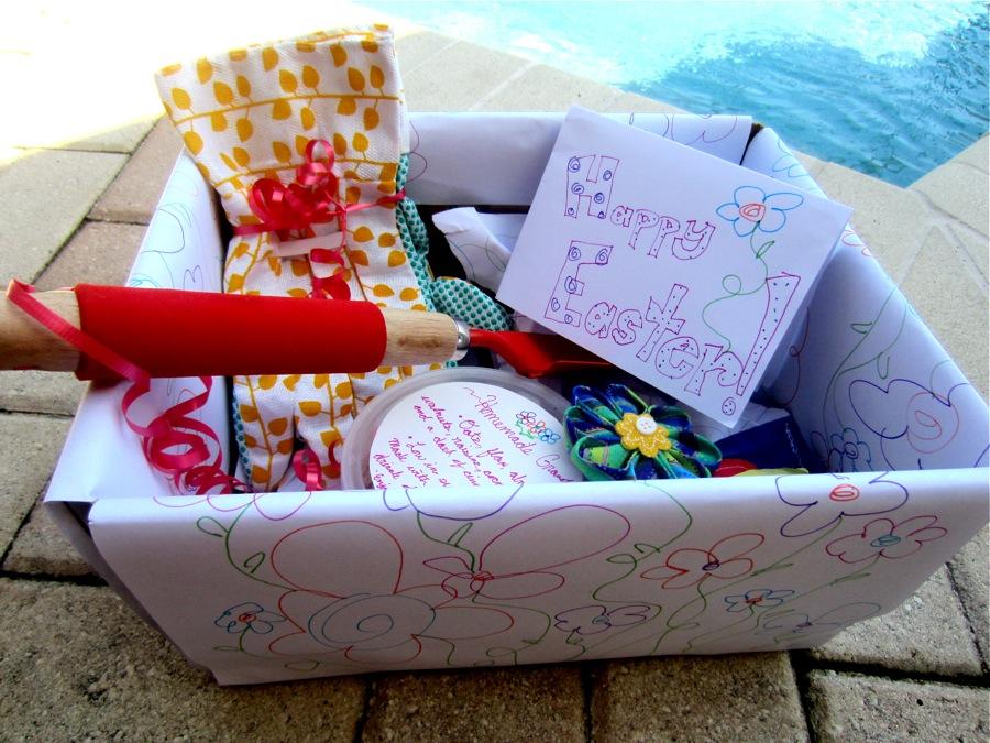 Last Minute Easter Basket (Eco-Friendly)