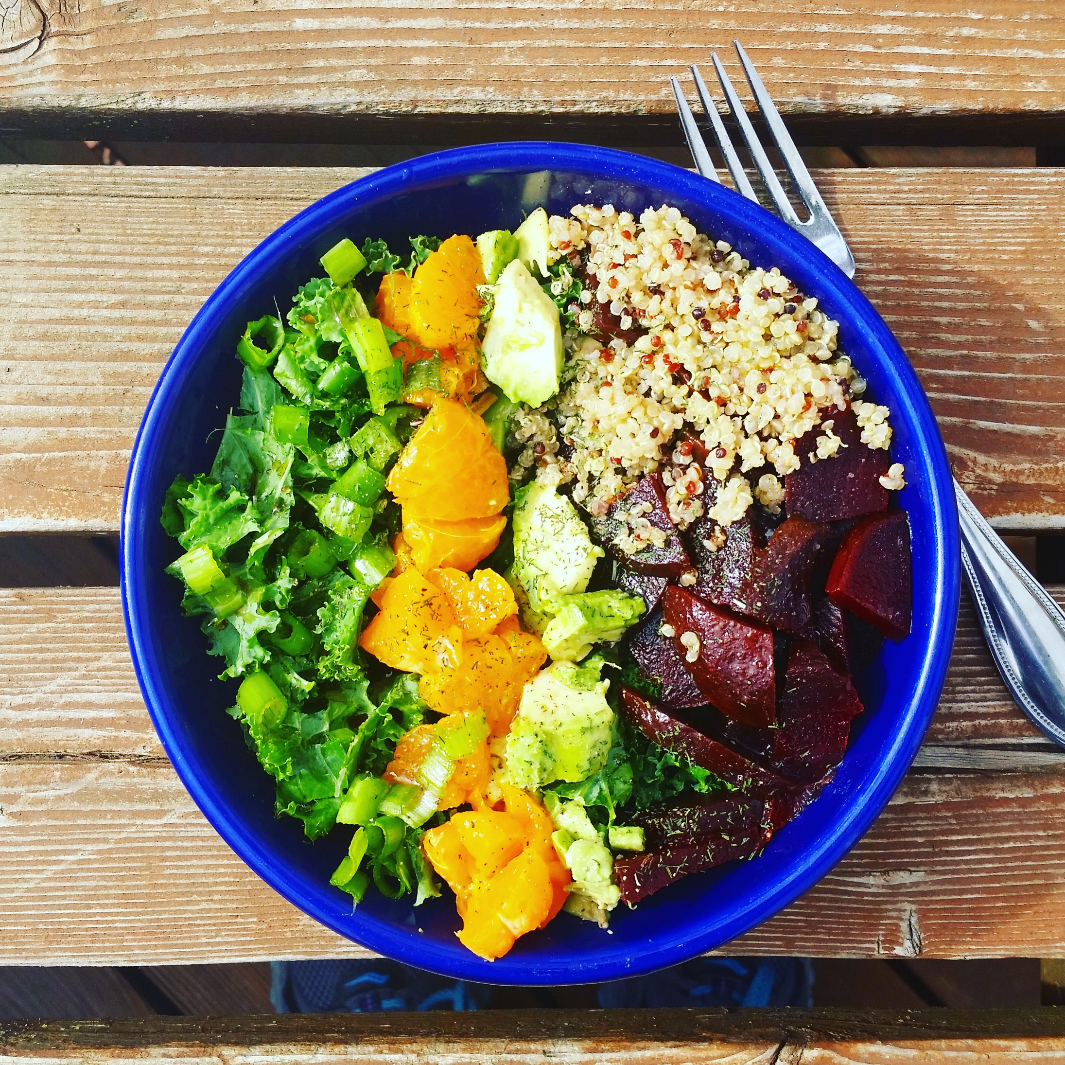Beet Superfood Salad