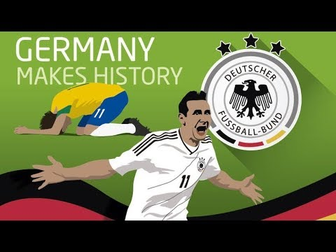 Germany vs Brazil | 2014 FIFA World Cup™ Semi-Final ReMatch (27/3/2018) | English Commentary Match