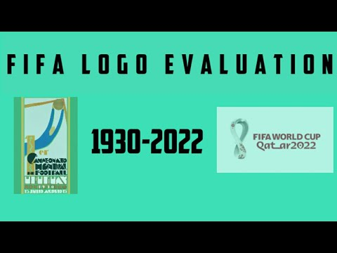 FIFA logo evaluation from 1930 to upcoming world cup 2022?2020| ft.soccer squad