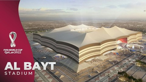 FIFA World Cup Qatar 2022: AL BAYT Stadium