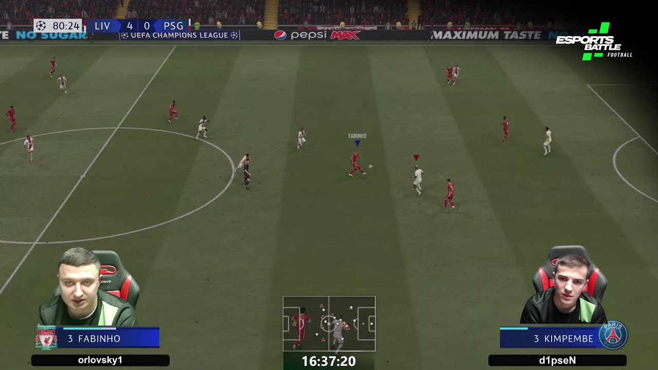 2020-11-23 - CIS and Champions League Cyber Cup Stream 4