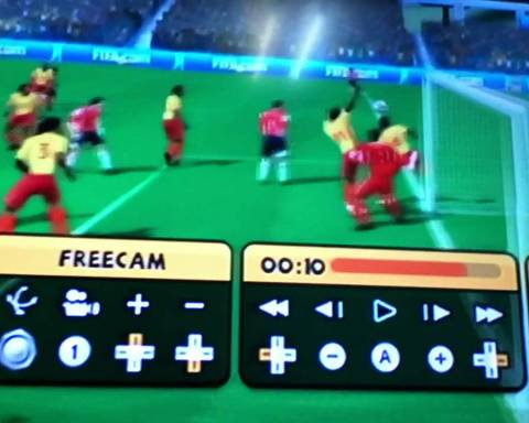 A Nice Goal On FIFA World Cup 2010
