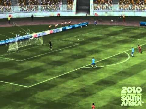 ARSHAVIN GREAT GOAL FIFA WORLD CUP 2010